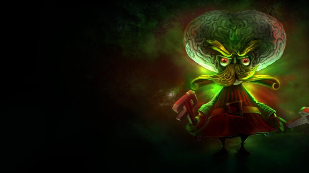 Alien Invader Heimerdi...