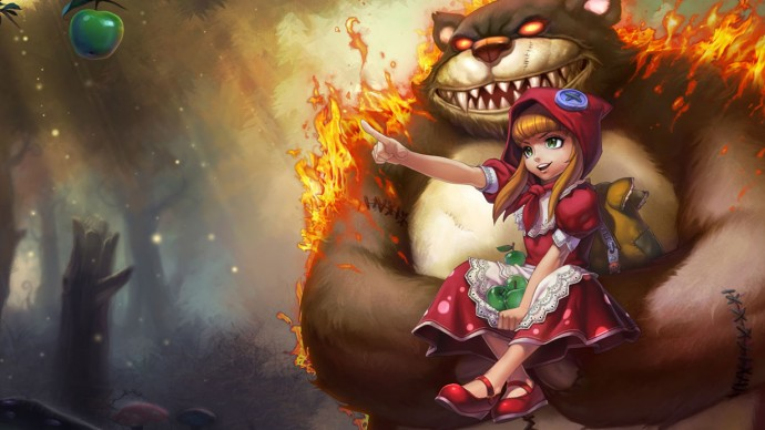 Red Riding Annie Chinese