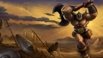 Barbarian Sion Chinese