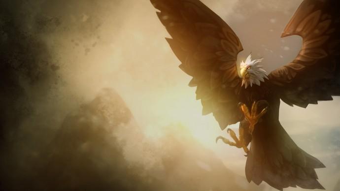 Bird of Prey Anivia Original
