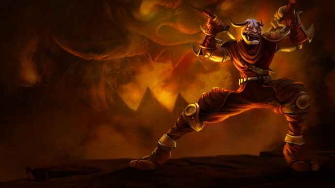 Blood Moon Shen