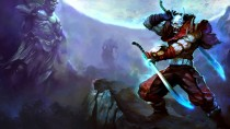 Blood Moon Shen Chinese