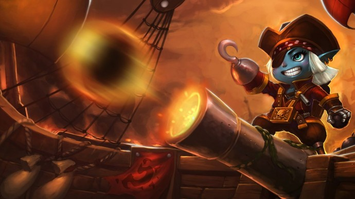 Buccaneer Tristana Chinese