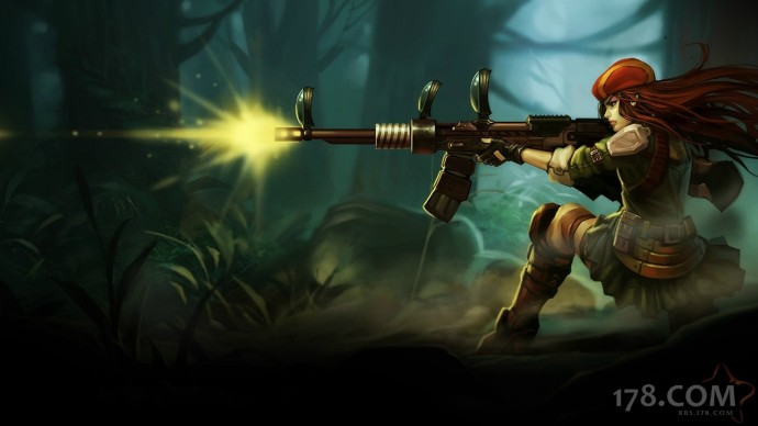 Resistance Caitlyn Chinese