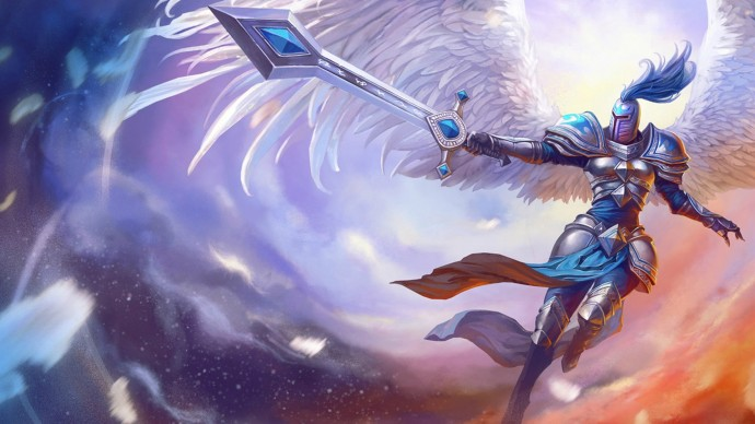 Silver Kayle Chinese