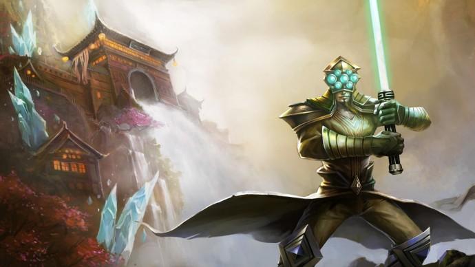 Chosen Master Yi Chinese