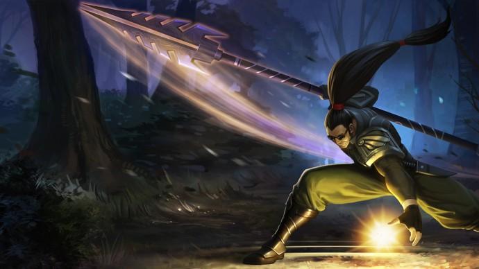 Commando Xin Zhao Chinese Original