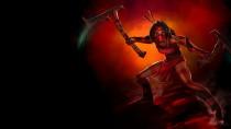 Crimson Akali Original