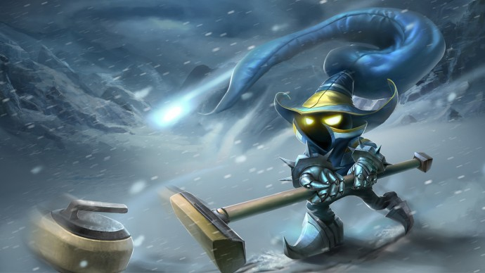 Curling Veigar Chinese
