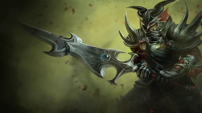 Darkforge Jarvan