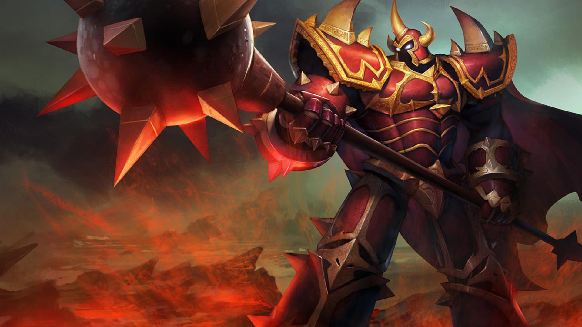Dragon Knight Mordekaiser Wallpaper Leaguesplash