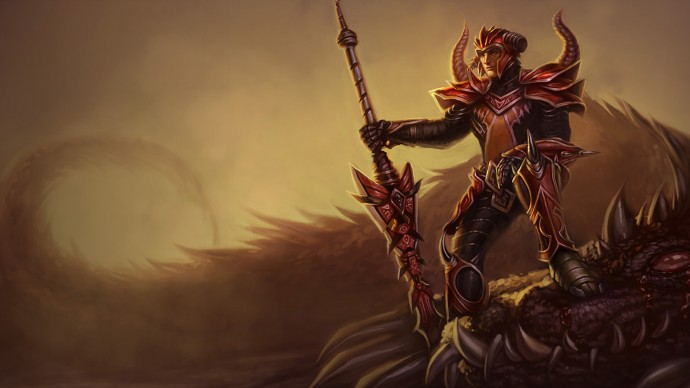 Dragonslayer Jarvan