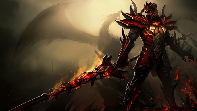 Dragonslayer Jarvan Chinese