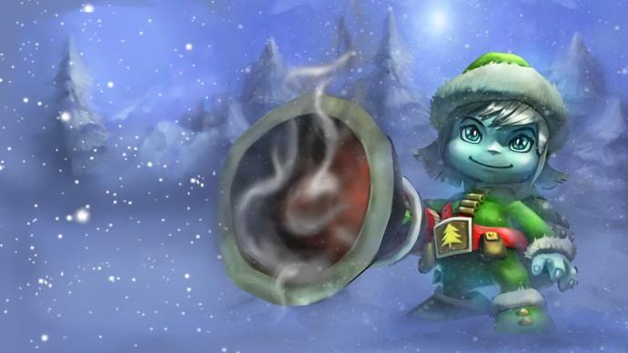 Earnest Elf Tristana Original