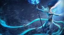 Frost Queen Janna