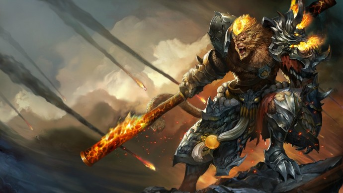 General Wukong Chinese