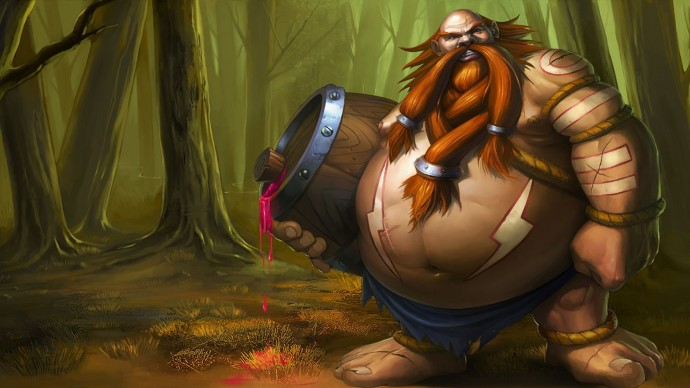 Gragas Classic Chinese