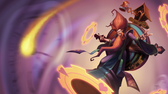 Groovy Zilean Chinese