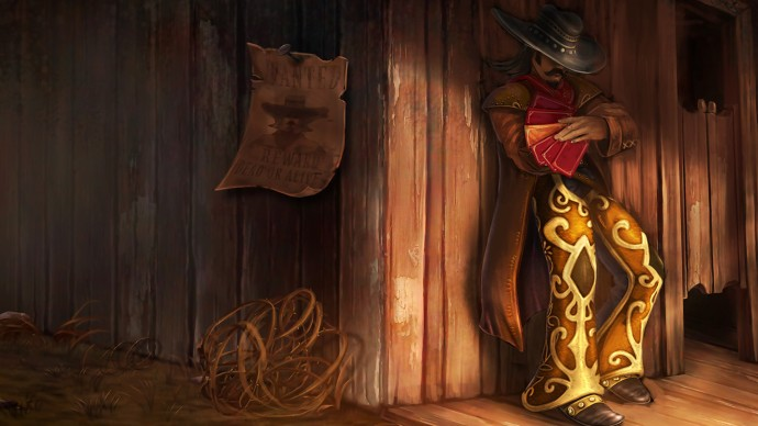 High Noon Twisted Fate Original