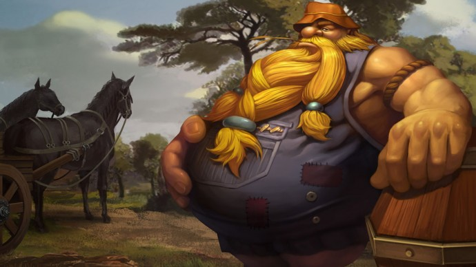Hillbilly Gragas Chinese