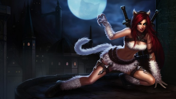 Kitty Kat Katarina