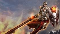 Defender Leona Chinese