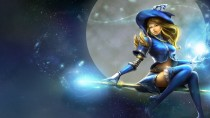 Sorceress Lux Chinese