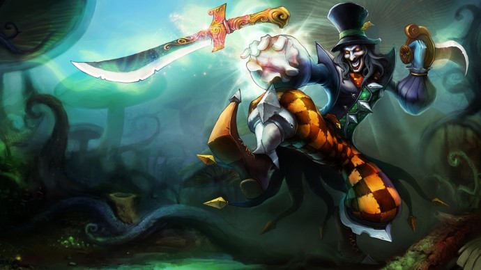 Mad Hatter Shaco Chinese
