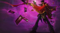 Magnificent Twisted Fate Chinese
