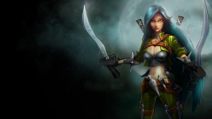 Mercenary Katarina Original