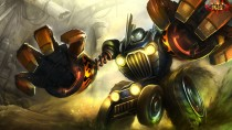 Piltover Customs Blitzcrank Chinese