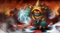 Rammus Artwork