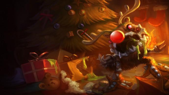 Reindeer Kog'Maw