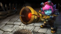 Riot Girl Tristana Chinese