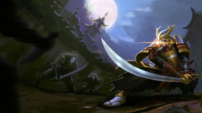Samurai Yi Chinese
