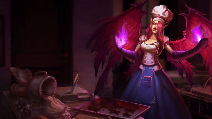 Sinful Succulence Morgana Chinese