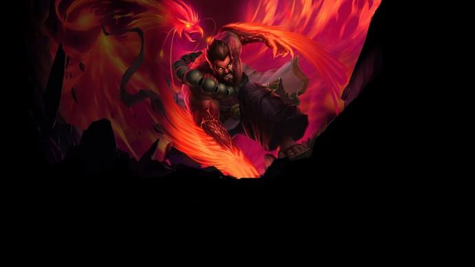 Spirit Guard Udyr Phoenix