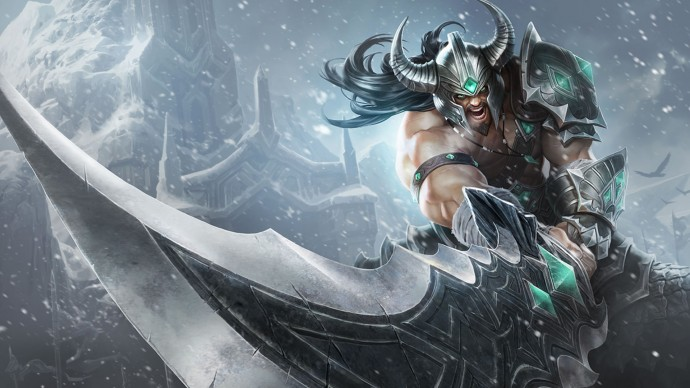 Tryndamere Classic (2)