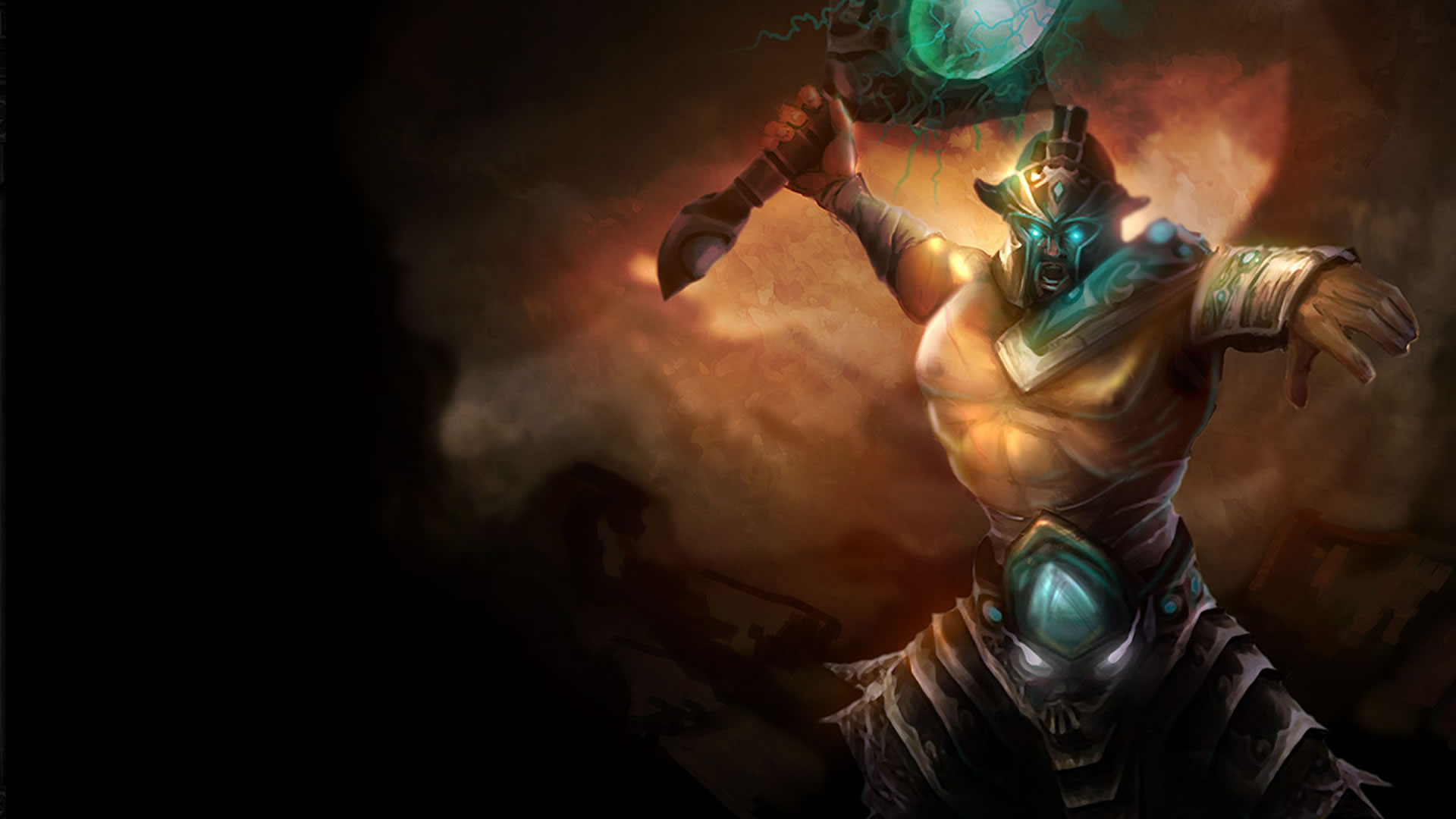 Tryndamere Classic Original Wallpaper Leaguesplash