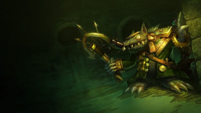 Every Old Splash Art Of Every Champion Leagueoflegends