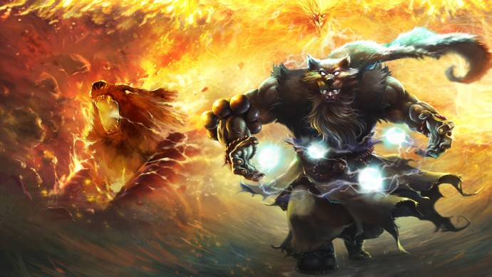 Udyr Classic Chinese