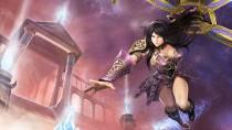 Warrior Princess Sivir Chinese (1)