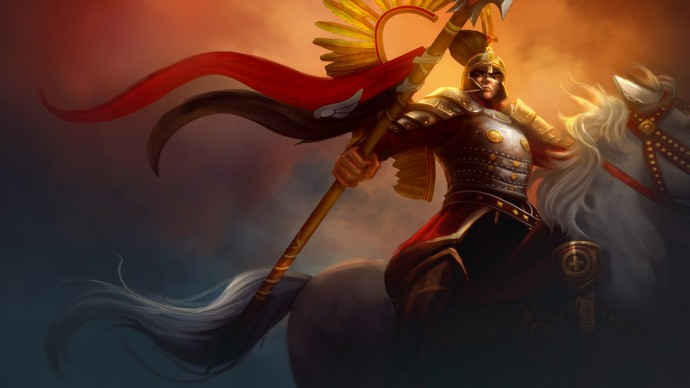 Winged Hussar Xin Zhao...