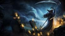 Grim Reaper Karthus Chinese