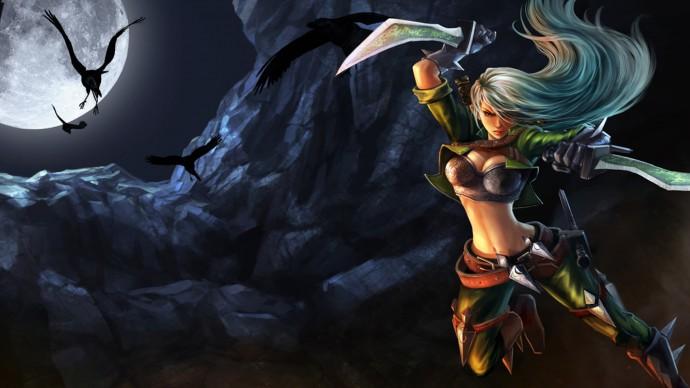 Mercenary Katarina Chinese (2)