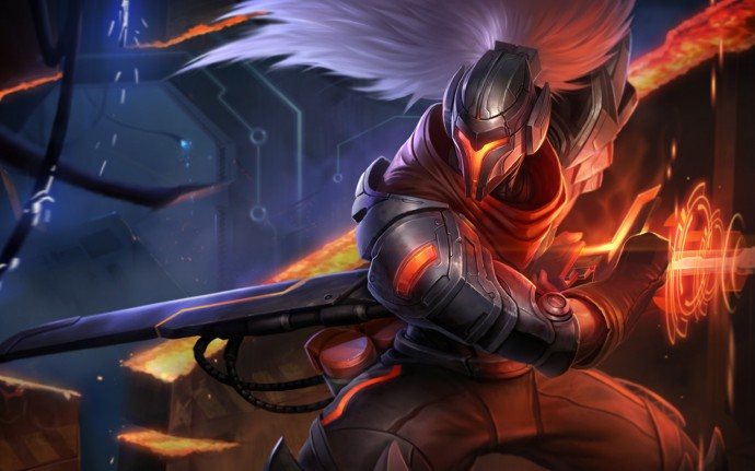 Project Yasuo